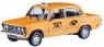 Pojazd PRL Fiat 125P Zmiennicy (B-272)