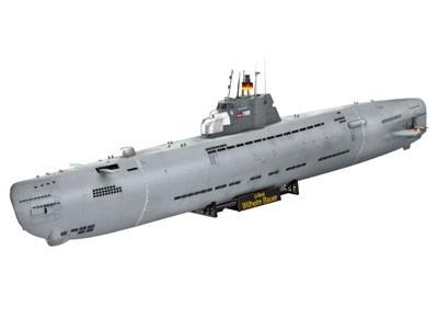REVELL German Submarine Wilhelm Bauer