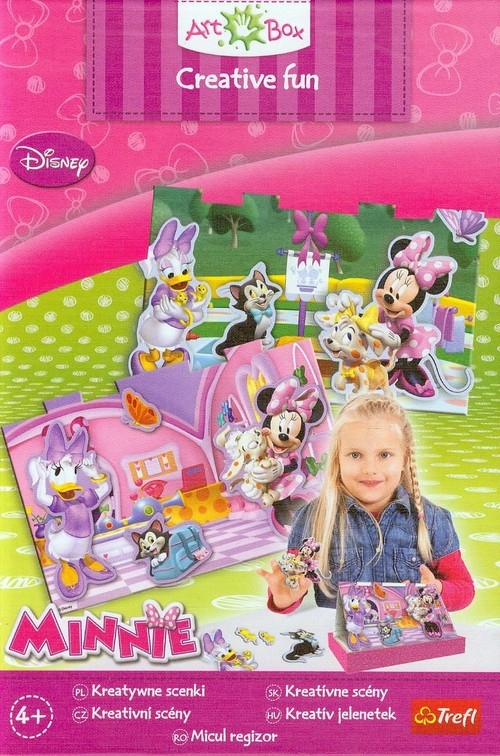 Art Box Creative fun Myszka Miki i Przyjaciele (20072)