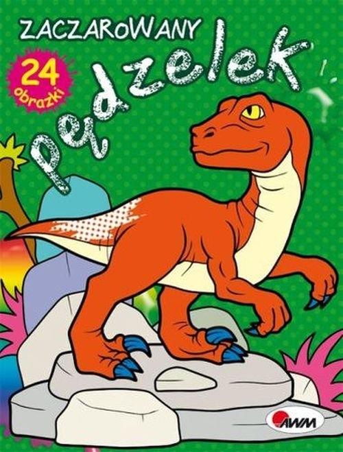 Zaczarowany Ołówek Dinozaury Kozera Piotr