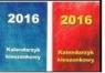 Kalendarzyk kieszonkowy 2013