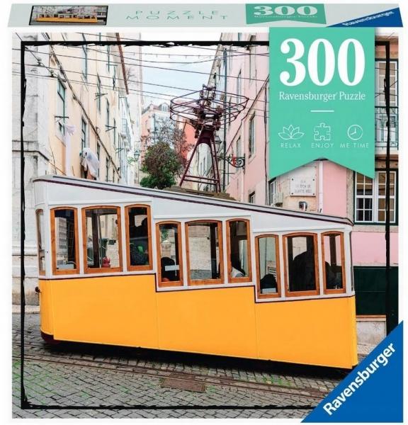 Ravensburger, Puzzle Moment 300: Lizbona (132720)