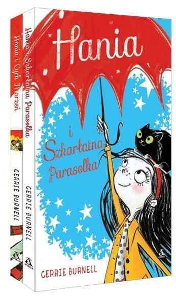Pakiet: Hania i Szkarłatna Parasolka/Cyrk Marzeń Cerrie Burnell