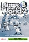 Bugs World 2 AB (B) bez pisania (materiał ćwiczeniowy)