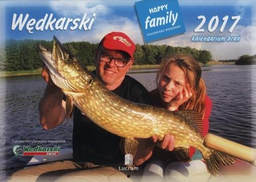 Kalendarz 2017 WL 12 Wędkarski rodzinny
