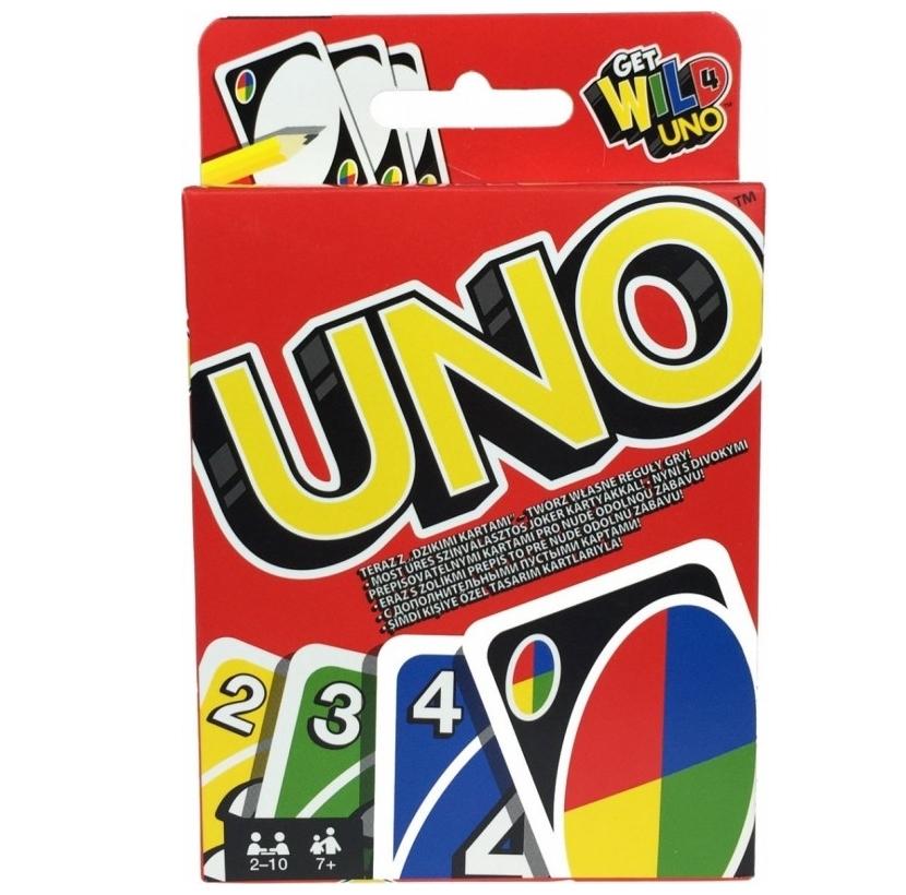 Uno (W2085) (Uszkodzone opakowanie)