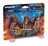 Playmobil Novelmoore: Trzech Wojowników Burnham (70672)