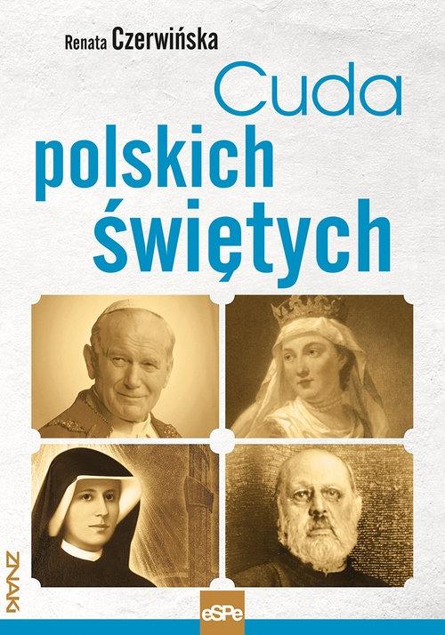 Cuda polskich świętych Czerwińska Renata