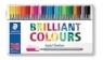 Cienkopisy triplus 0,3 mm - 30 kolorów