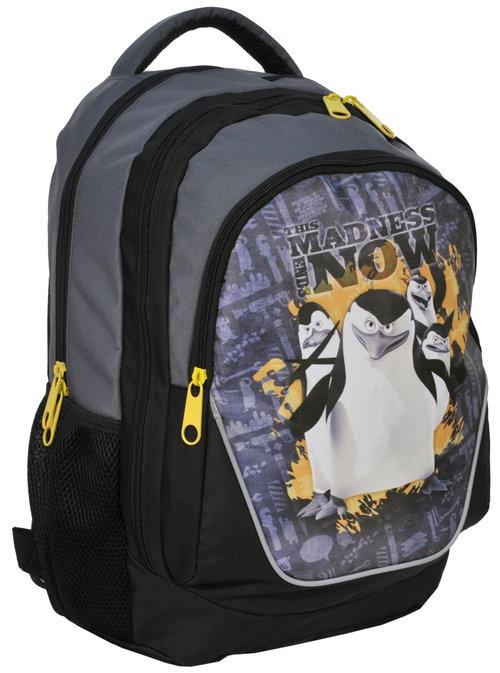 Plecak szkolny Pingwiny PMG-367