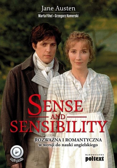 Sense and Sensibility Austen Jane, Fihel Marta, Komerski Grzegorz