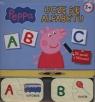 Świnka Peppa Uczę się alfabetu