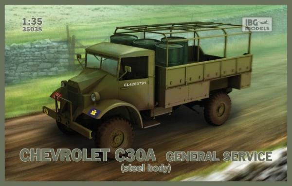 Chevrolet C30A General service (35038)