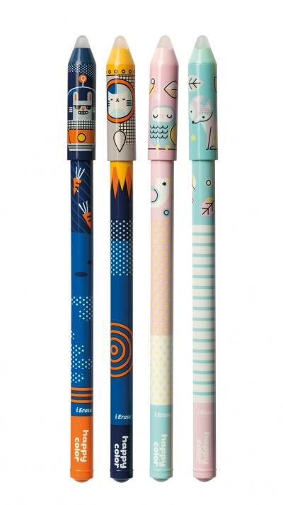Długopis usuwalny Space/Story 0,5mm niebieski