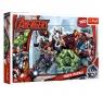 Puzzle 100: Avengers - Do ataku (16272)