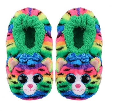 TY Fashion Tigerly - Pantofle Kot, rozmiar L