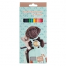 Kredki akwarelowe Studio Pets 12 kolorów (PEF-3004)