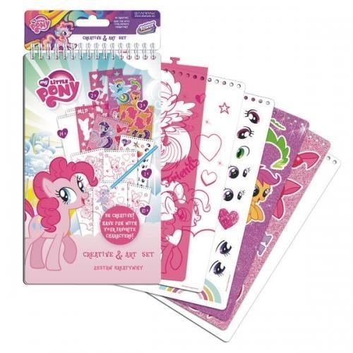 Zestaw kreatywny My Little Pony