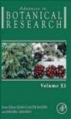 Advances in Botanical Research v 53 J Kader