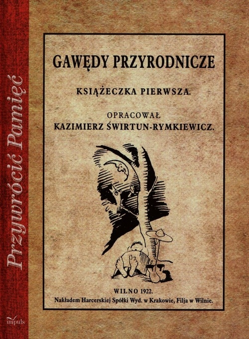 Gawędy przyrodnicze Świrtun-Rymkiewicz Kazimierz