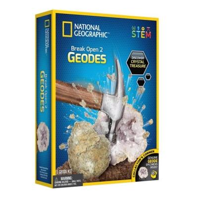 National Geographic Rozłup dwie geody - Dostępność 13/09