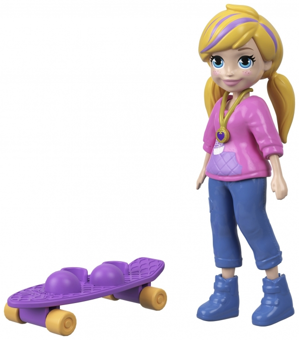 Polly Pocket: Polly na deskorolce