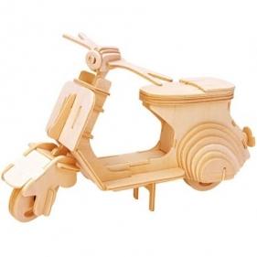 Łamigłówka drewniana Gepetto - Skuter Wiek: 6+