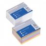 Wkład do kubika kolorowy klejony 90x65 mm