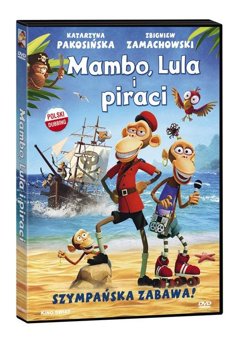 Mambo, Lula i piraci Thomas Borch Nielsen, Jan Rahbek