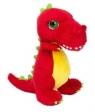 T-Rex czerwony