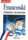 Francuski Rozmówki i słowniczek Collins