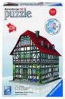 Puzzle 3D Medieval House 216 (125722)