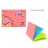 Notes samoprzylepny Magic pad 76x101mm neon mix
