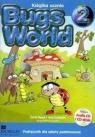 Bugs World 2. Podręcznik z płytą CD dla szkoły podstawowej