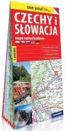 See you! in... Czechy i Słowacja 1:600 000 mapa praca zbiorowa