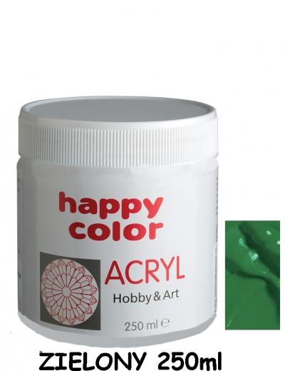 Farba akrylowa 250ml zielony (7370 0250-5)