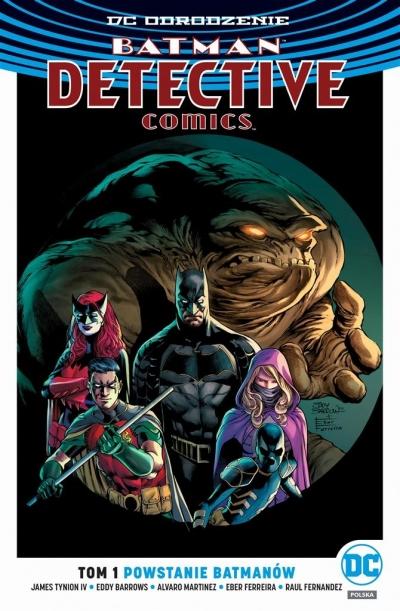 Batman. T.1 Powstanie Batmanów praca zbiorowa