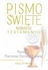 Pismo Święte - Nowy Testement duże (komunia) praca zbiorowa
