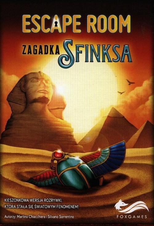 Escape Room Zagadka Sfinksa