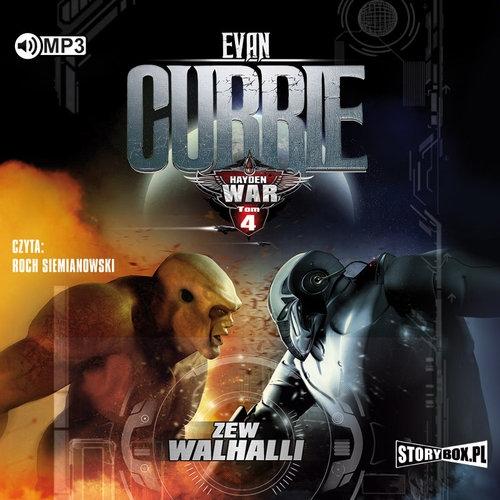 Hayden War Tom 4 Zew Walhalli wyd.2  (Audiobook) Currie Evan