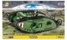 Cobi: Mała Armia. Tank Mark I - czołg brytyjski - 2972