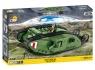 Cobi: Mała Armia. Tank Mark I - czołg brytyjski (2972) Wiek: 7+