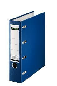 Segregator z podwójnym mechanizmem Esselte niebieski 10100035 .