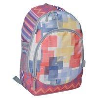 Plecak młodzieżowy pastelowe wzory
