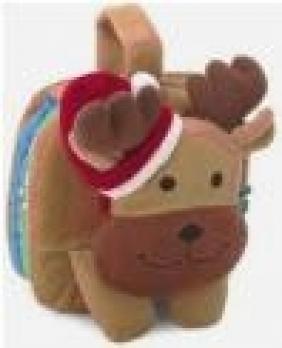 Barron's Cuddly Reindeer Debbie Rivers-Moore