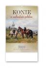 Kalendarz 2020 RW12 Konie w malarstwie polskim