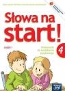 Słowa na start 4 Podręcznik do kształcenia językowego Część 1