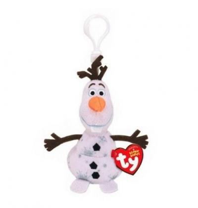 Maskotka Beanie Babies: Olaf bryloczek z dźwiękiem 8,5cm -  Frozen 2 (41272)