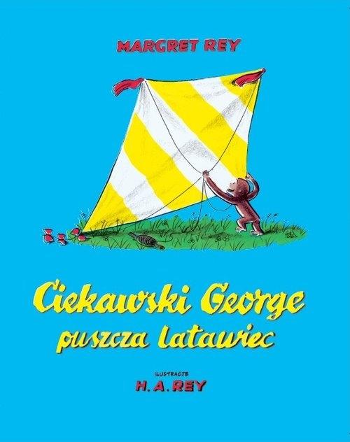 Ciekawski George puszcza latawiec Rey Margret