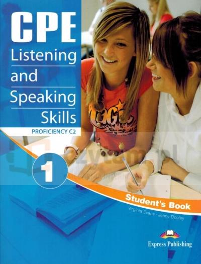 CPE Listening & Speaking Skills NEW 1 SB Virginia Evans, Jenny Dooley
